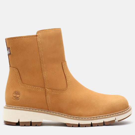 Lucia Way Ankle Boot for Women in Yellow | Timberland