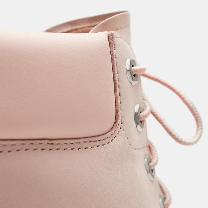 Scarponcino da Donna Lucia Way 6 Inch in rosa chiaro-