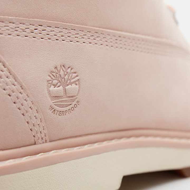Bota 6 Inch Lucia Way para Mujer en rosa claro-