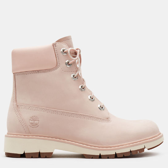 Lucia Way 6 Inch Boot voor Dames in lichtroze | Timberland