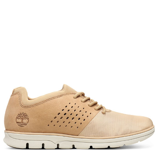 Bradstreet Sneaker for Men in Beige | Timberland