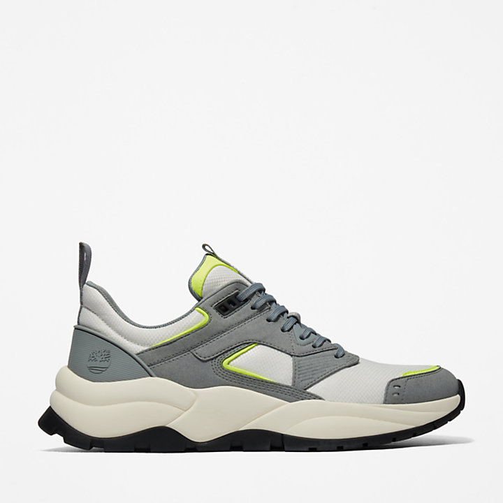 Tree Racer Sneaker for Men in Grey-