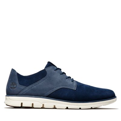 Bradstreet+Oxford-Herrenschuh+in+Navyblau