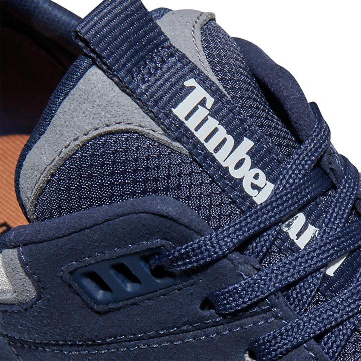Tree Racer Sneaker for Men in Navy-