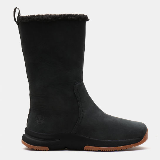 Mabel Town Pull On Boot voor Dames in zwart | Timberland