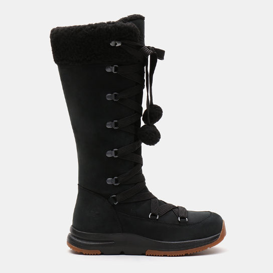 Mabel Town Mukluk Boot for Women in Black | Timberland