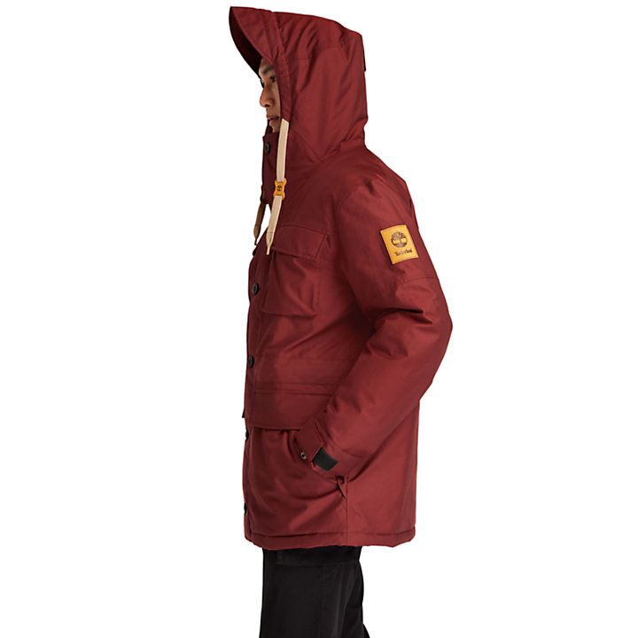 Wilmington DryVent™ Field Parka for Men in Red-