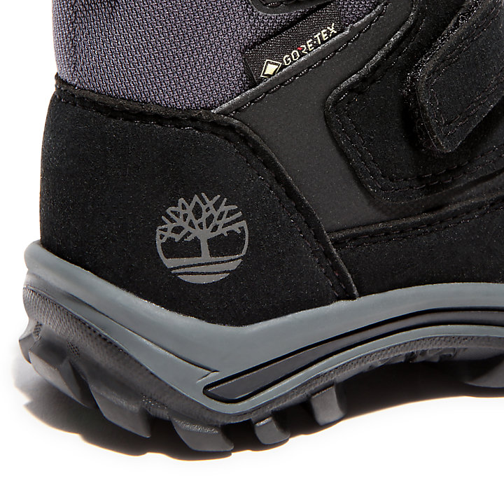 Chillberg 2-Strap GORE-TEX® for Toddler in Black-