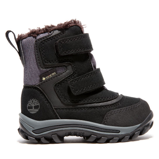 Chillberg 2-Strap GORE-TEX® for Toddler in Black | Timberland