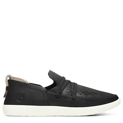 Zapato+Slip-On+Project+Better+para+hombre+en+Negro