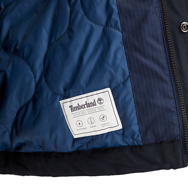Mt. Kelsey Field Jacket for Men in Navy-