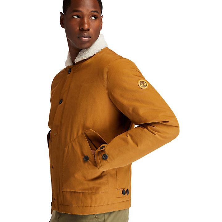 Veste Deck N1 Mount Kelsey pour homme en marron-