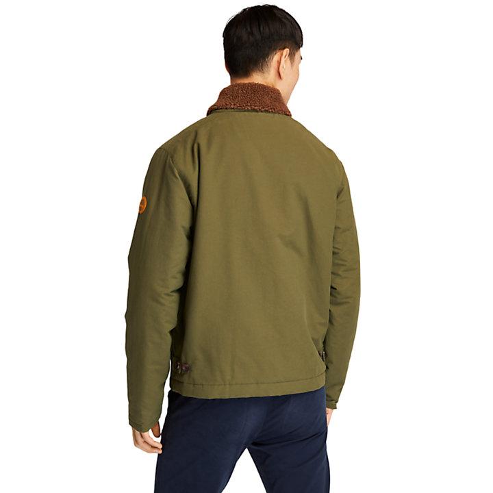 Veste Deck N1 Mount Kelsey pour homme en vert foncé-