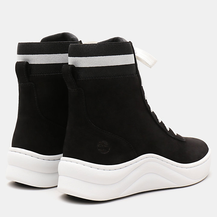 Ruby Ann High Tops for Women in Black-