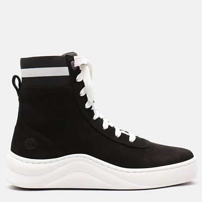 Ruby+Ann+Hi-Tops+f%C3%BCr+Damen+in+Schwarz