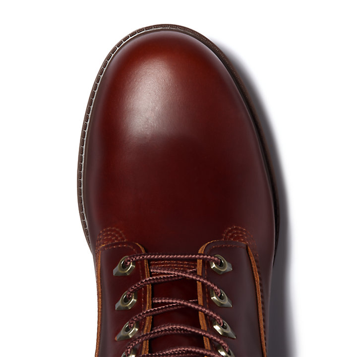 Timberland® Heritage 6 Inch Boot for Men in Burgundy-