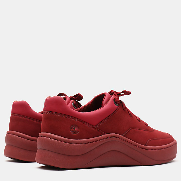 Ruby Ann Oxfords für Damen in Rot-