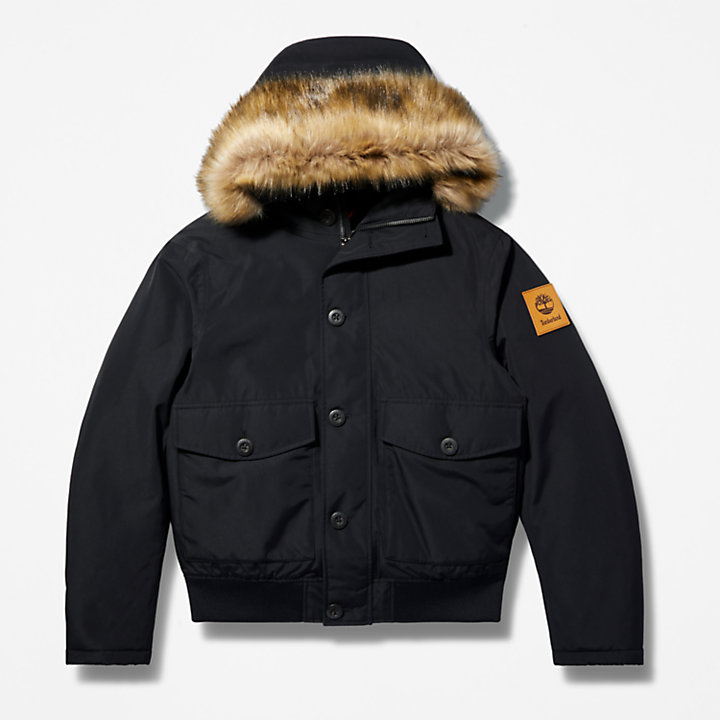 Scar Ridge DryVent™ Snorkel Jacket for Men in Black-