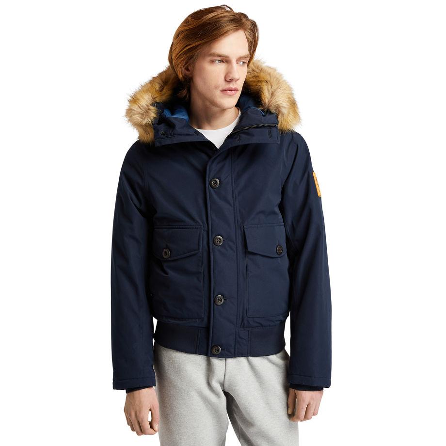 Timberland Scar Ridge Dryventandtrade; Snorkel Jacket For Men In Navy Navy, Size S
