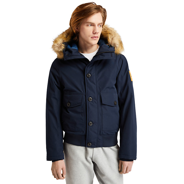 Scar Ridge DryVent™ Snorkel Jacke für Herren in Navyblau-