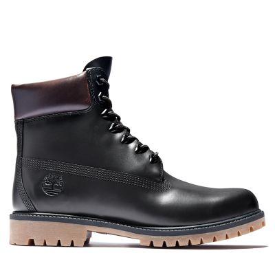 boots timberland noir