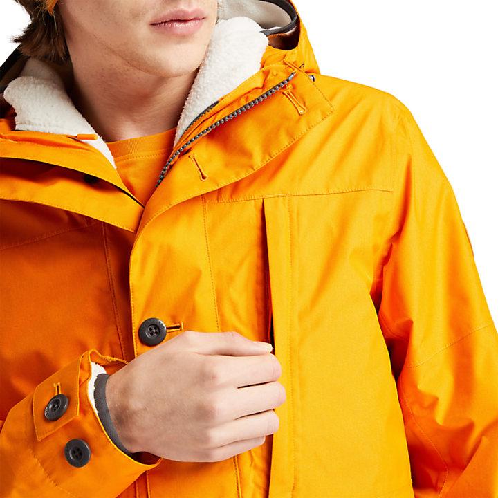 Ecoriginal 3-in-1 EK+ Jack voor heren in oranje-