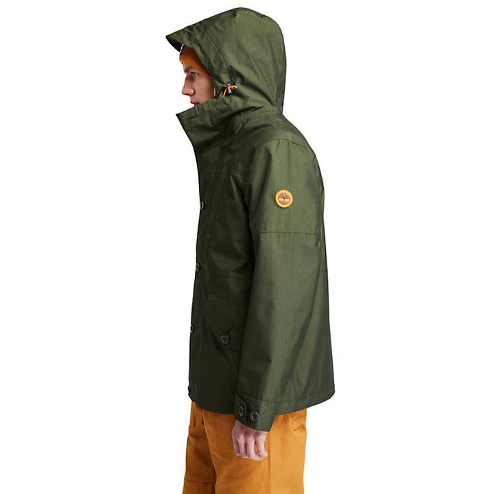 Ecoriginal 3-in-1 EK+ Jacket for Men in Dark Green-
