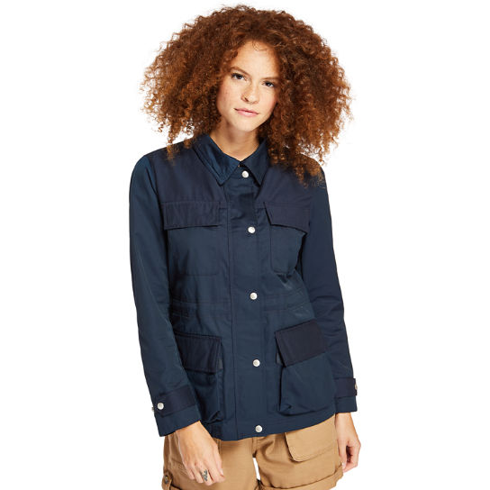 M65 Field Jacket for Women in Navy | Timberland