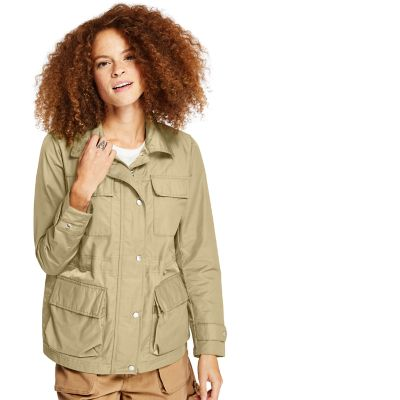 M65+Field+Jacket+for+Women+in+Beige