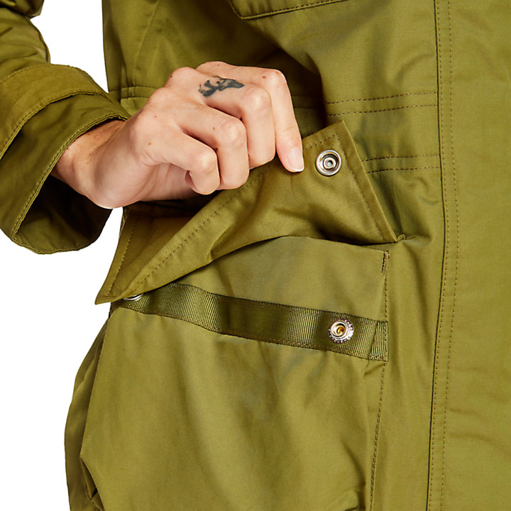 M65 Feldjacke für Damen in Grün-