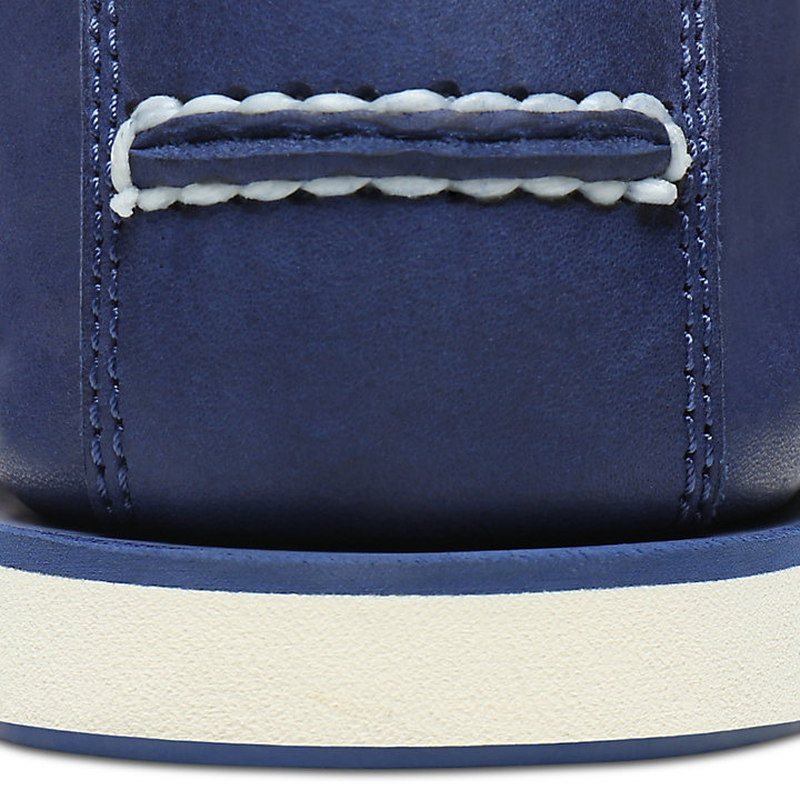 Tidelands Boat Shoes for Men in Blue-