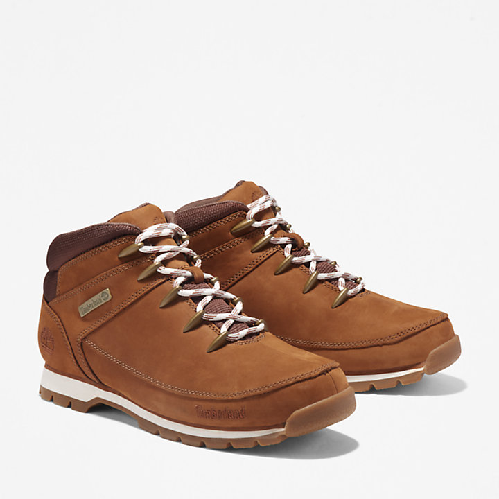 Euro Sprint Mid Hiker for Men in Brown-