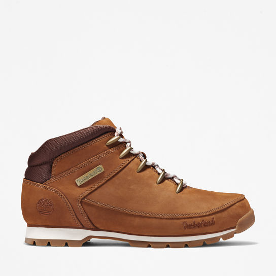 Euro Sprint Mid Hiker for Men in Brown | Timberland