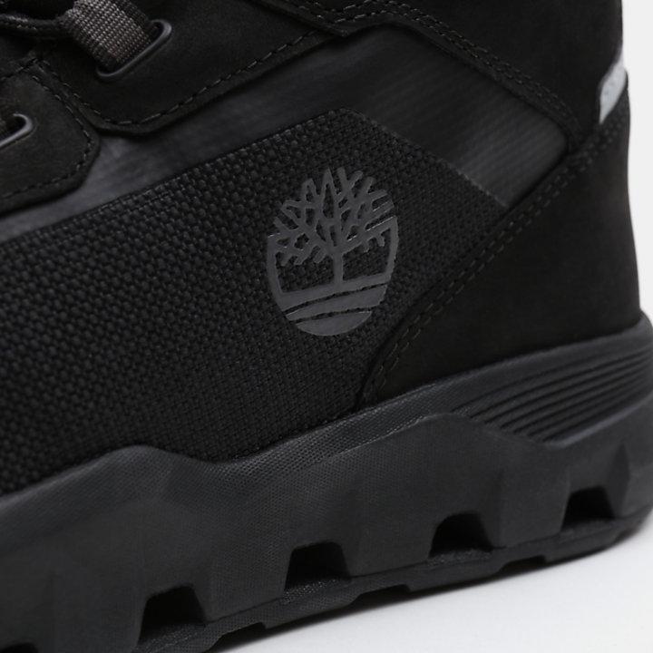 Urban Exit High Top Sneaker voor Heren in zwart-