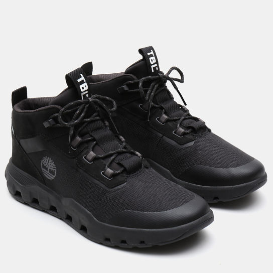 Urban Exit High Top Sneaker for Men in Black | Timberland