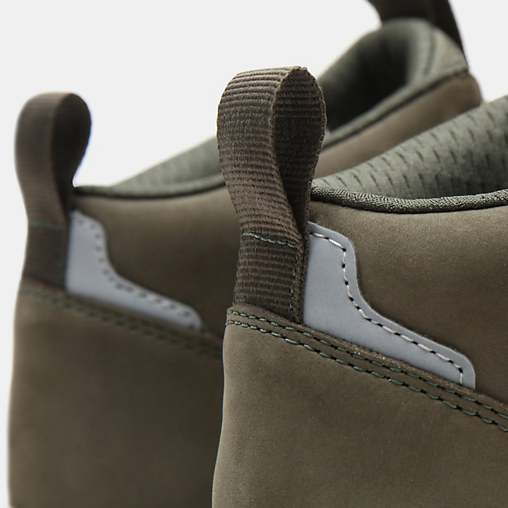 Urban Exit High Top Sneaker voor Heren in groen-