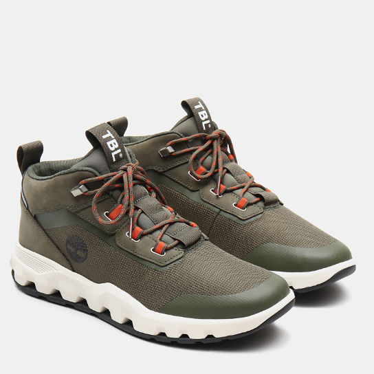 Urban Exit High Top Sneaker voor Heren in groen | Timberland