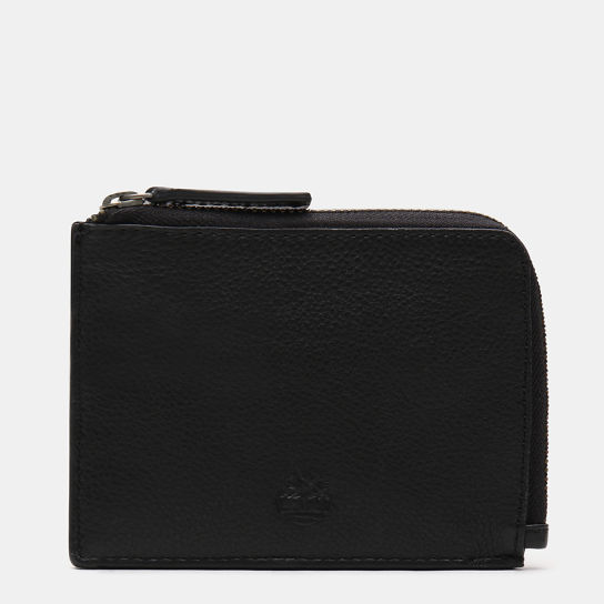 Kennebunk Zipped Wallet for Men in Black | Timberland