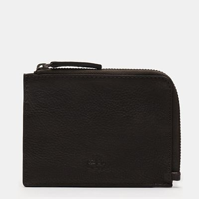 Kennebunk+Zipped+Wallet+for+Men+in+Brown