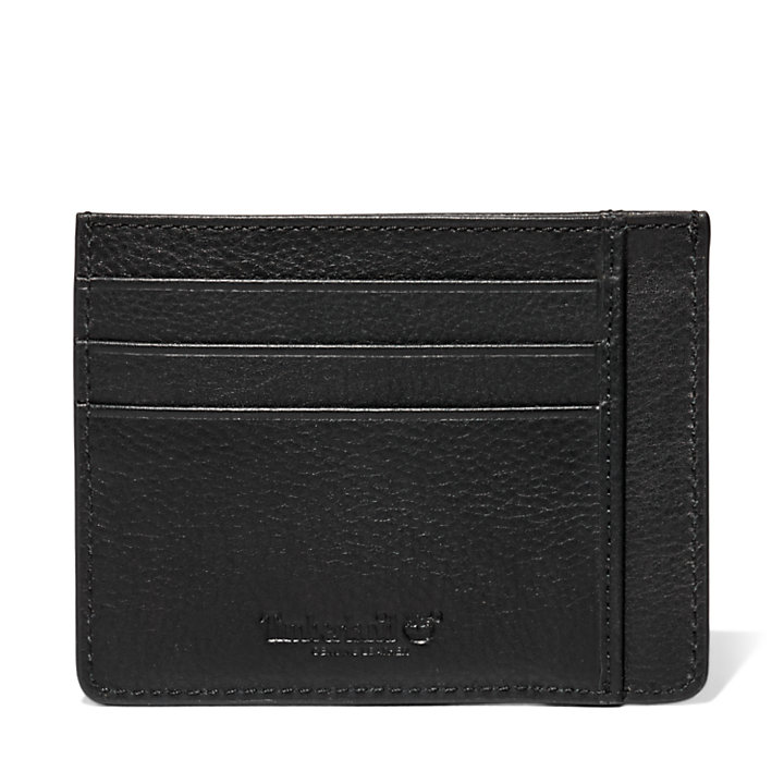 Kennebunk Credit Card Holder for Men in Black-