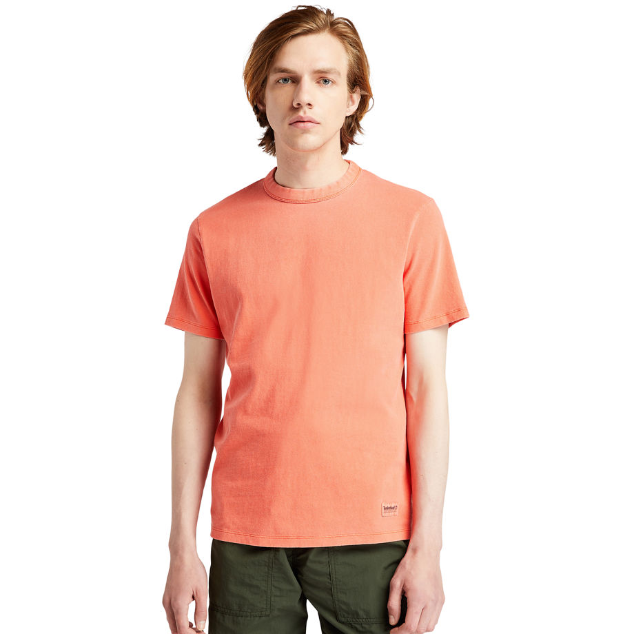 T-shirt The Original Teint En Pièce En , Taille L - Timberland - Modalova
