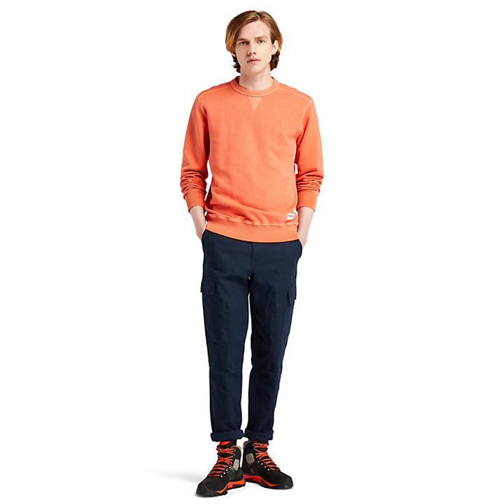 Sweat-shirt GD The Original pour homme en orange-