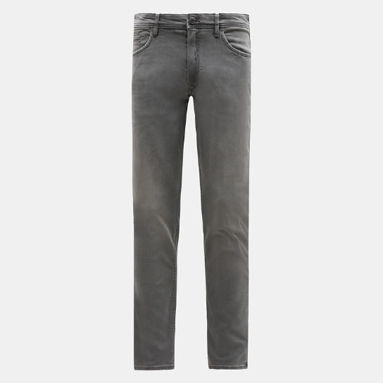 Sargent Lake Stretch Jeans for Men in Dark Grey | Timberland