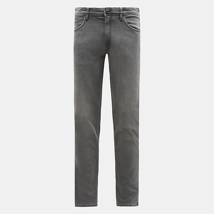 Sargent Lake Stretch Jeans for Men in Dark Grey-