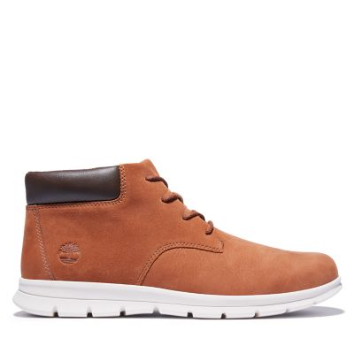Graydon+Chukka+for+Men+in+Brown