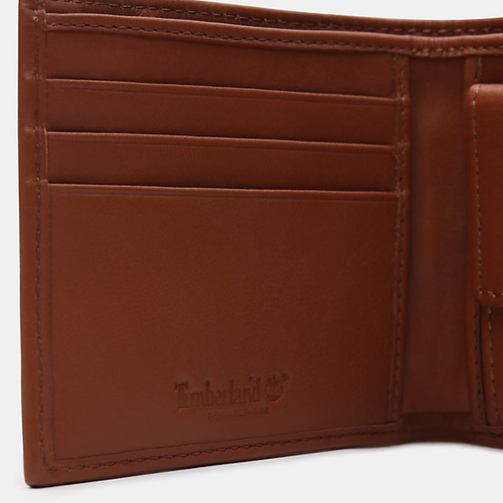 Brackenbury Wallet for Men in Light Brown-