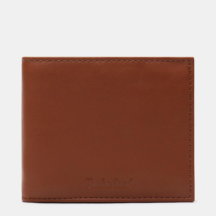 Portefeuille Brackenbury pour homme en marron clair-