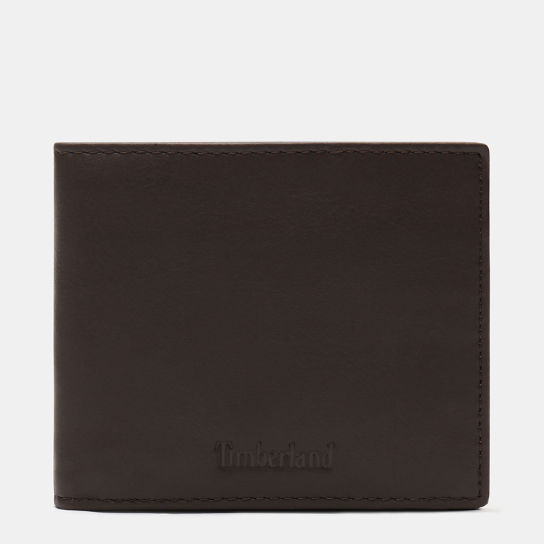 Brackenbury Wallet for Men in Dark Brown | Timberland
