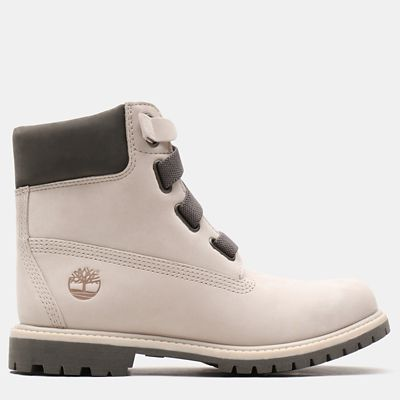 Premium+6+Inch+Convenience+Boot+for+Women+in+Beige