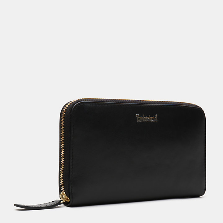 Rosecliff Wallet for Women in Black-